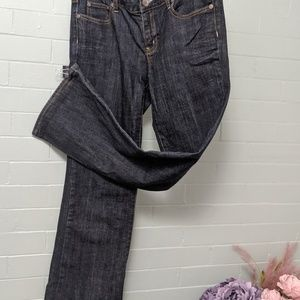 Banana republic boot cut jeans NWOT 10 p